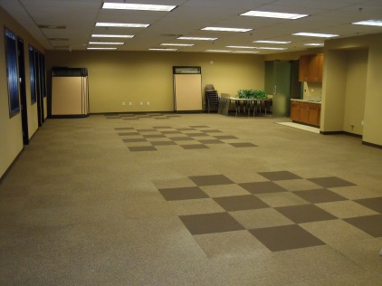 Children's Church After Carpet Repair