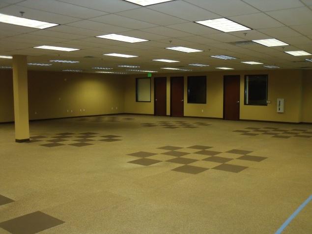 Sanctuary with New Carpet