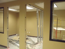 Making Bigger Rooms