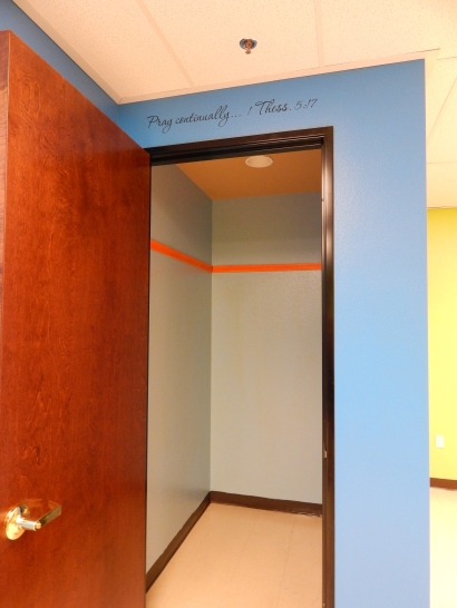 Prayer Closet