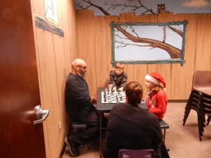 Alex Prefers Chess