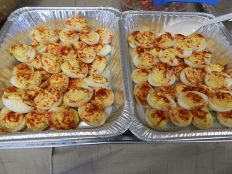 Deviled Eggs by Mike Hansen