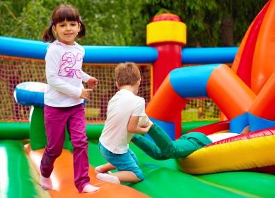 Jumper for the kids