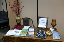 Ministry Table